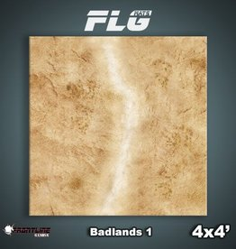 Frontline-Gaming FLG Mats: Badlands 1 4x4'