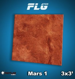 Frontline-Gaming FLG Mats: Mars 1 3x3'