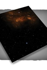 Frontline Gaming FLG Mats: Space 1 3x3'