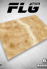 Frontline Gaming FLG Mats: Badlands 1 6x4'
