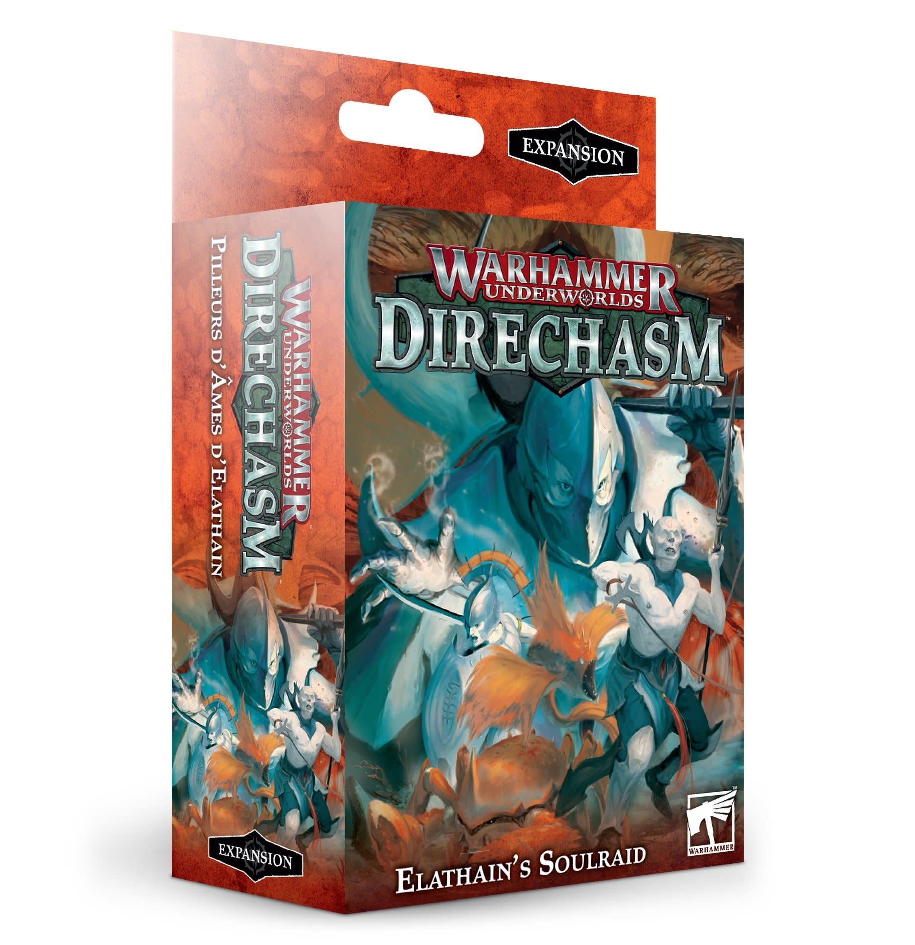 Games-Workshop Warhammer Underworlds: Elathain's Soulraid