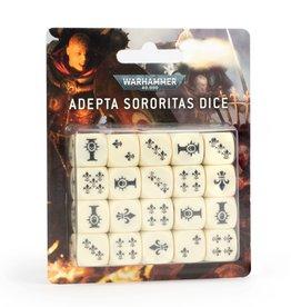 Games-Workshop Adepta Sororitas Dice
