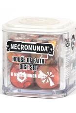 Games-Workshop Necromunda: House of Faith Dice