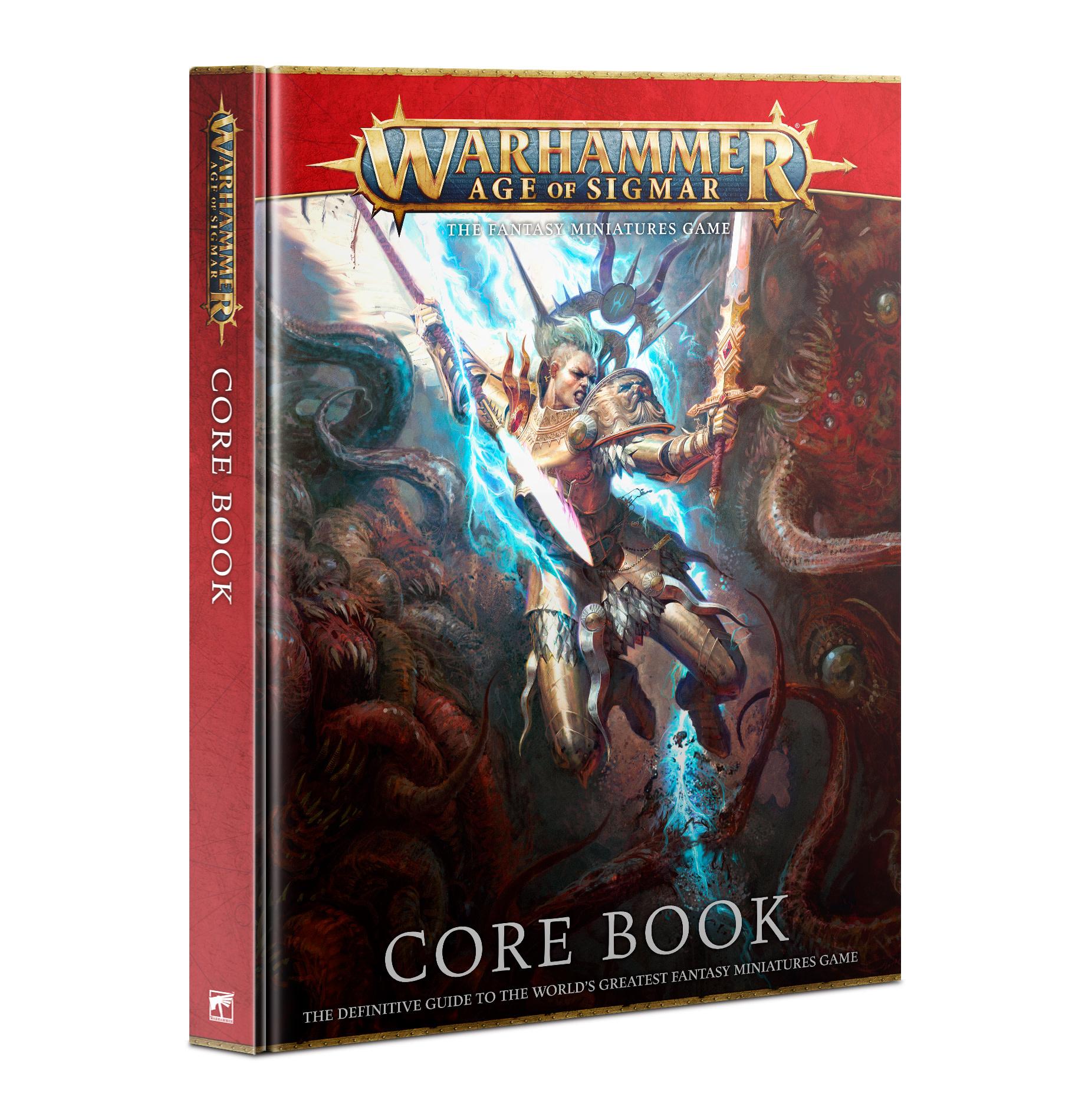 Games-Workshop Warhammer Age of Sigmar: Core Book