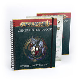 Games-Workshop General's Handbook Pitched Battles 2021 and Pitched Battle Profiles