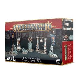 Games-Workshop Realmscape Objectives Set