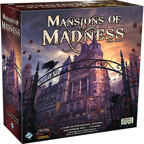 Asmodee Mansions of Madness 2nd Edition