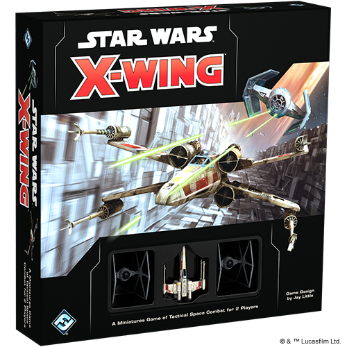 Asmodee Star Wars X-Wing 2nd Edition