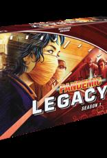 Asmodee Pandemic: Legacy Season 1 (Red)