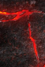 Frontline-Gaming FLG Mats: Lava 1 3x3'