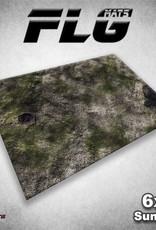 Frontline-Gaming FLG Mats: Summit 6x4'