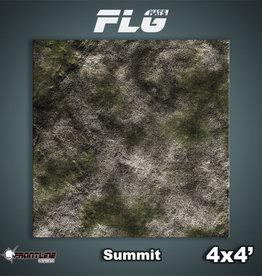 Frontline-Gaming FLG Mats: Summit 4x4'