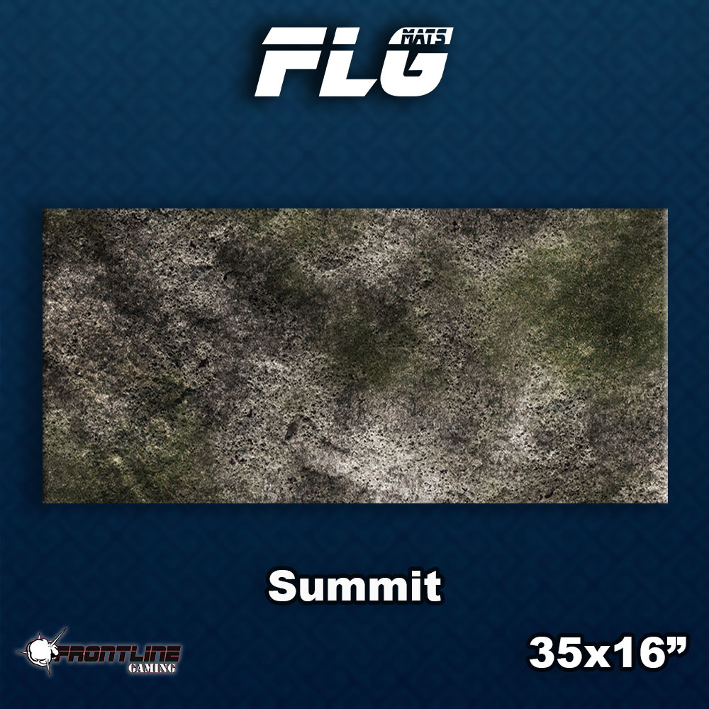 Frontline-Gaming FLG Mats: Summit Desk Mat