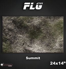 "Frontline-Gaming FLG Mats: Summit 24"" x 14"""