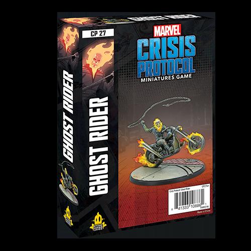 Asmodee Marvel Crisis Protocol: Ghost Rider