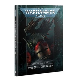 Games-Workshop War Zone Charadon – Act II: The Book of Fire