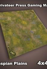 Privateer Press Mat: Caspian Plains 4x4'
