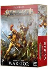 Games-Workshop Warhammer Age of Sigmar: Warrior