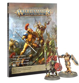 Games-Workshop Getting Started with Warhammer Age of Sigmar