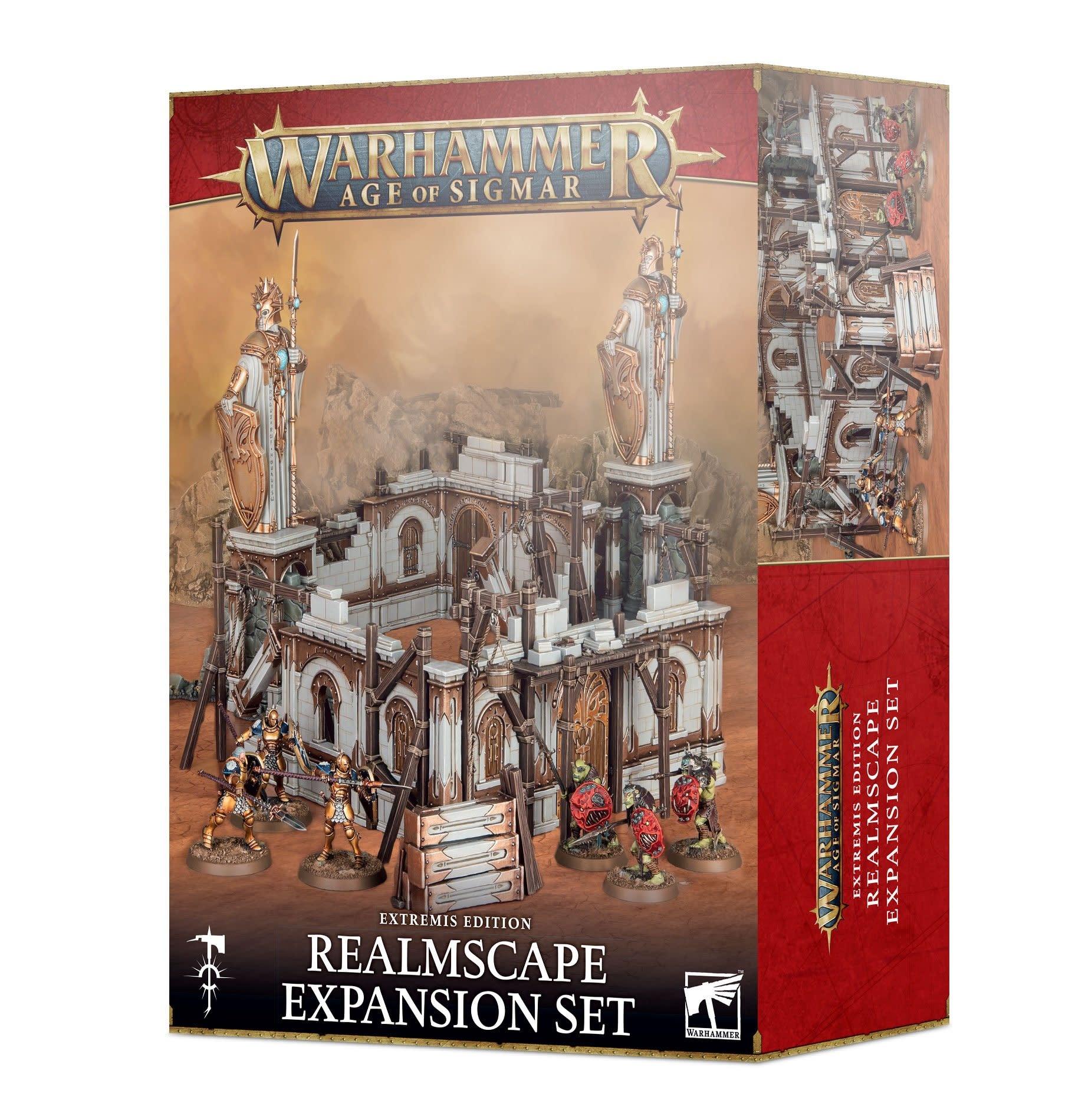 Games-Workshop Realmscape Expansion Set