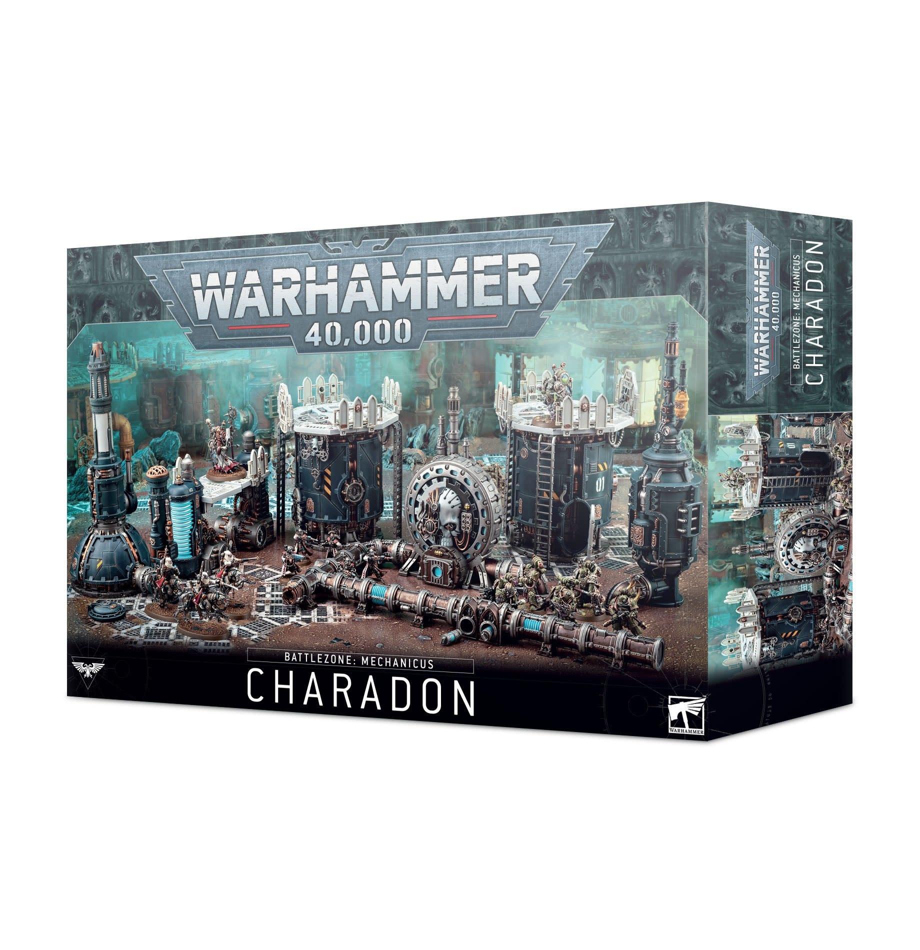 Games-Workshop Battlezone: Mechanicus – Charadon