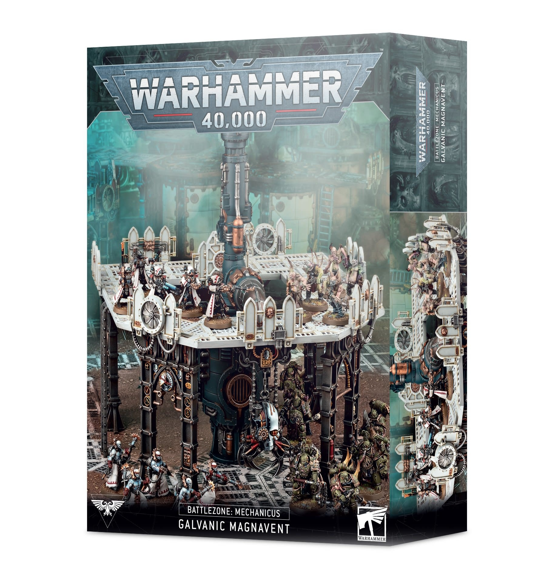 Games-Workshop Battlezone: Mechanicus – Galvanic Magnavent