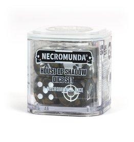 Games-Workshop Necromunda: House of Shadow Dice
