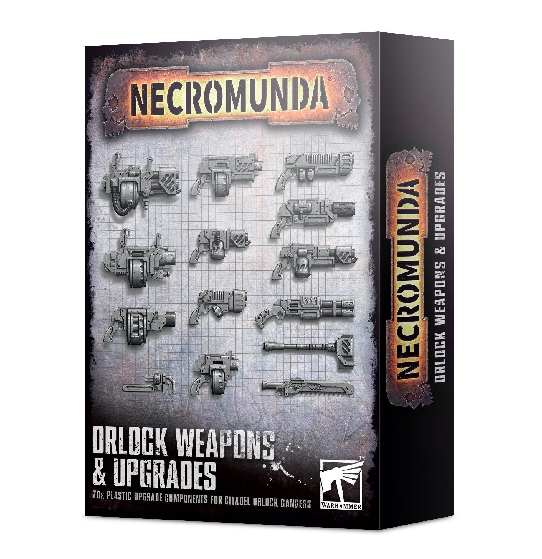 Games-Workshop Orlock Weapons & Upgrades
