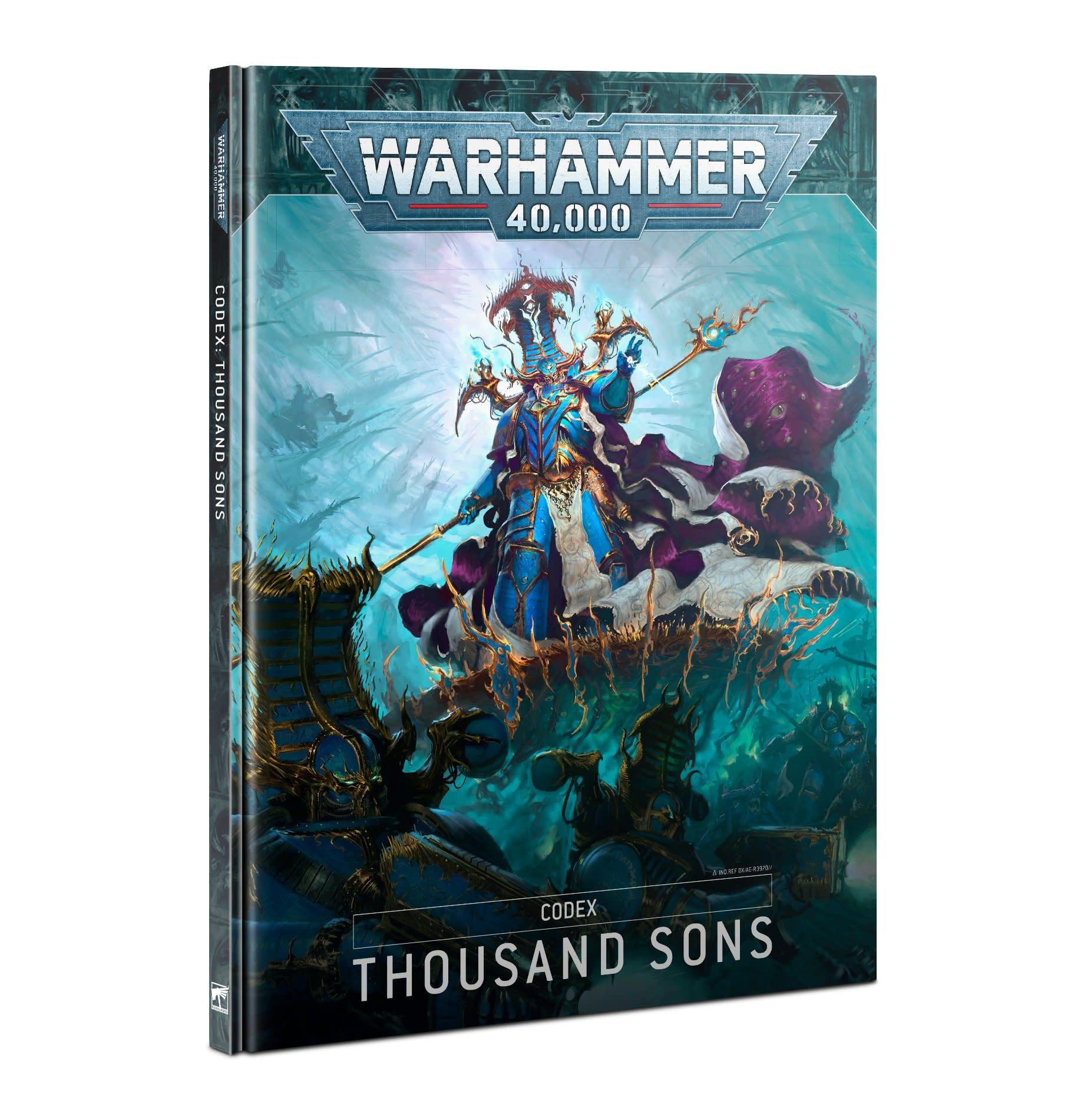 Games-Workshop Codex: Thousand Sons