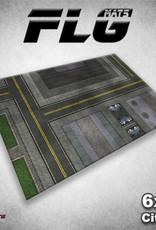 Frontline-Gaming FLG Mats: City 2 6x4'