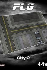 "Frontline-Gaming FLG Mats: City 2 44"" x 60"""