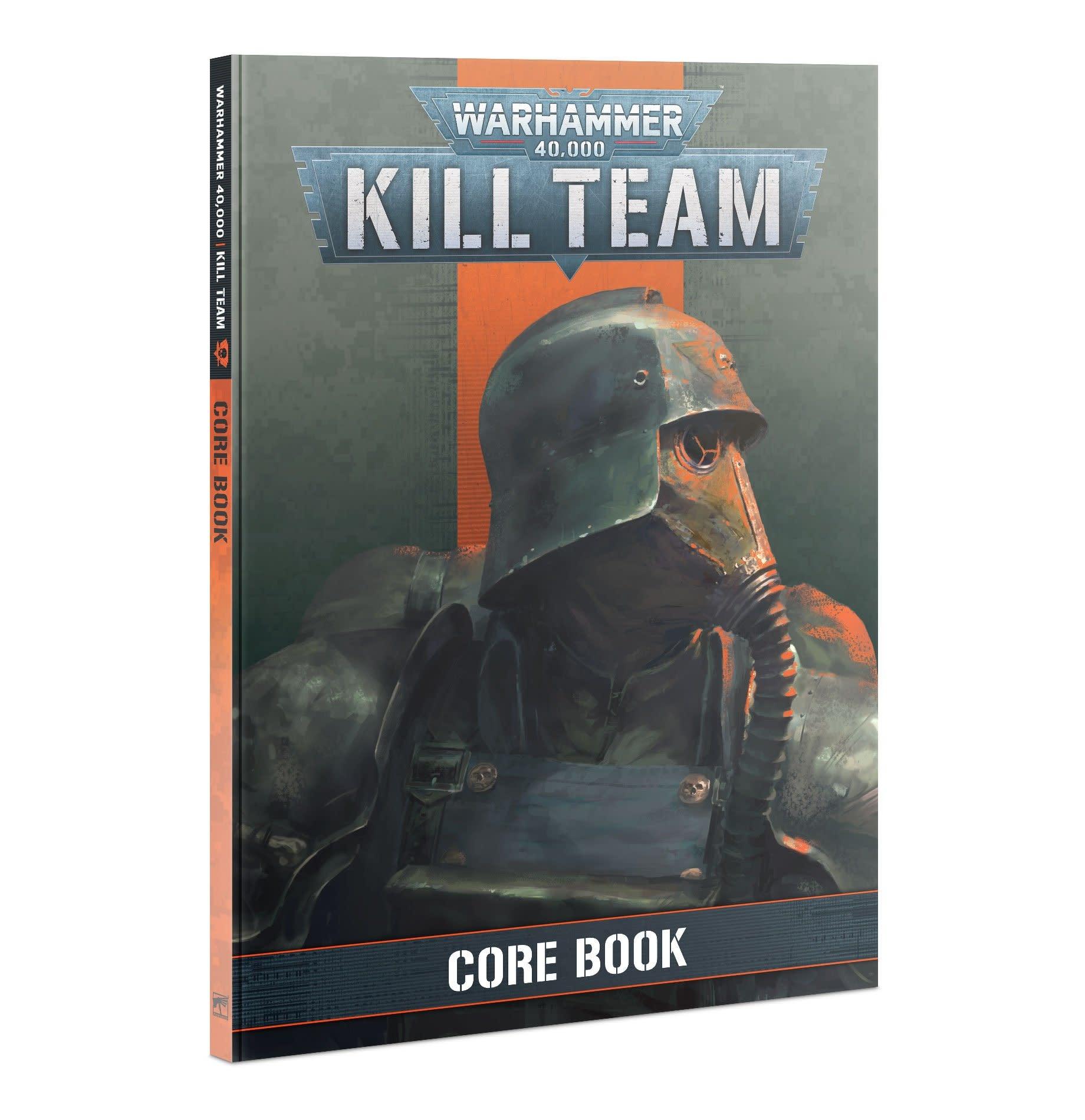 Games-Workshop Kill Team: Core Book