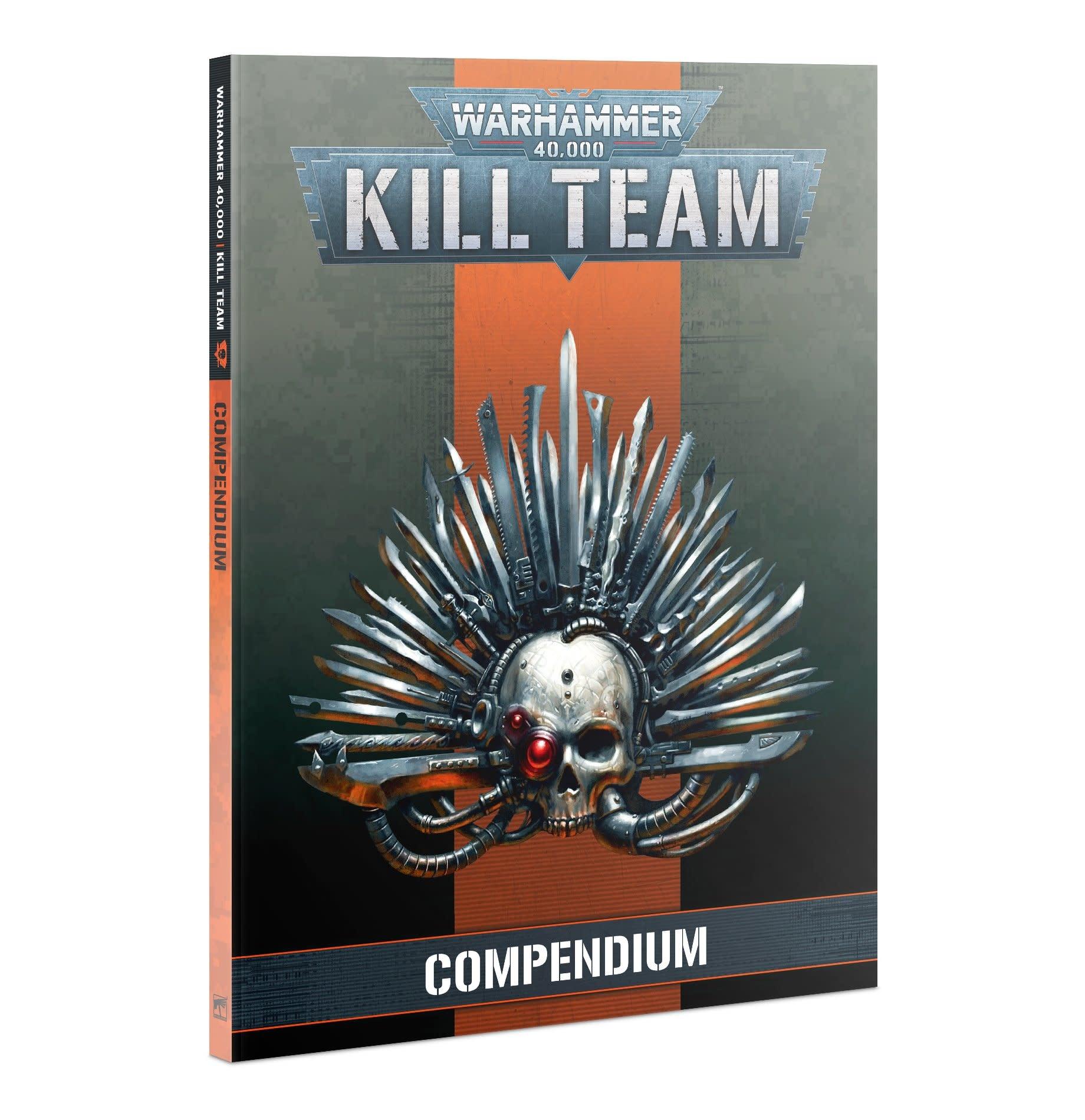 Games-Workshop Kill Team: Compendium