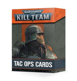 Frontline-Gaming Kill Team: Tac Ops Cards
