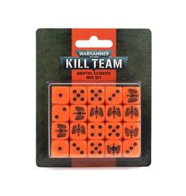 Games-Workshop Kill Team: Adeptus Astartes Dice Set