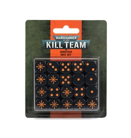 Games-Workshop Kill Team: Chaotica Dice Set