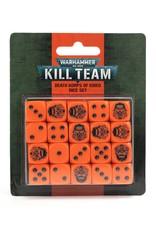 Games-Workshop Kill Team: Death Korps of Krieg Dice Set