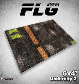 Frontline-Gaming FLG Mats: Undercity 2 6x4'