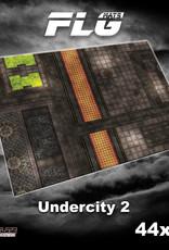 "Frontline-Gaming FLG Mats: Undercity 2 44"" x 60"""