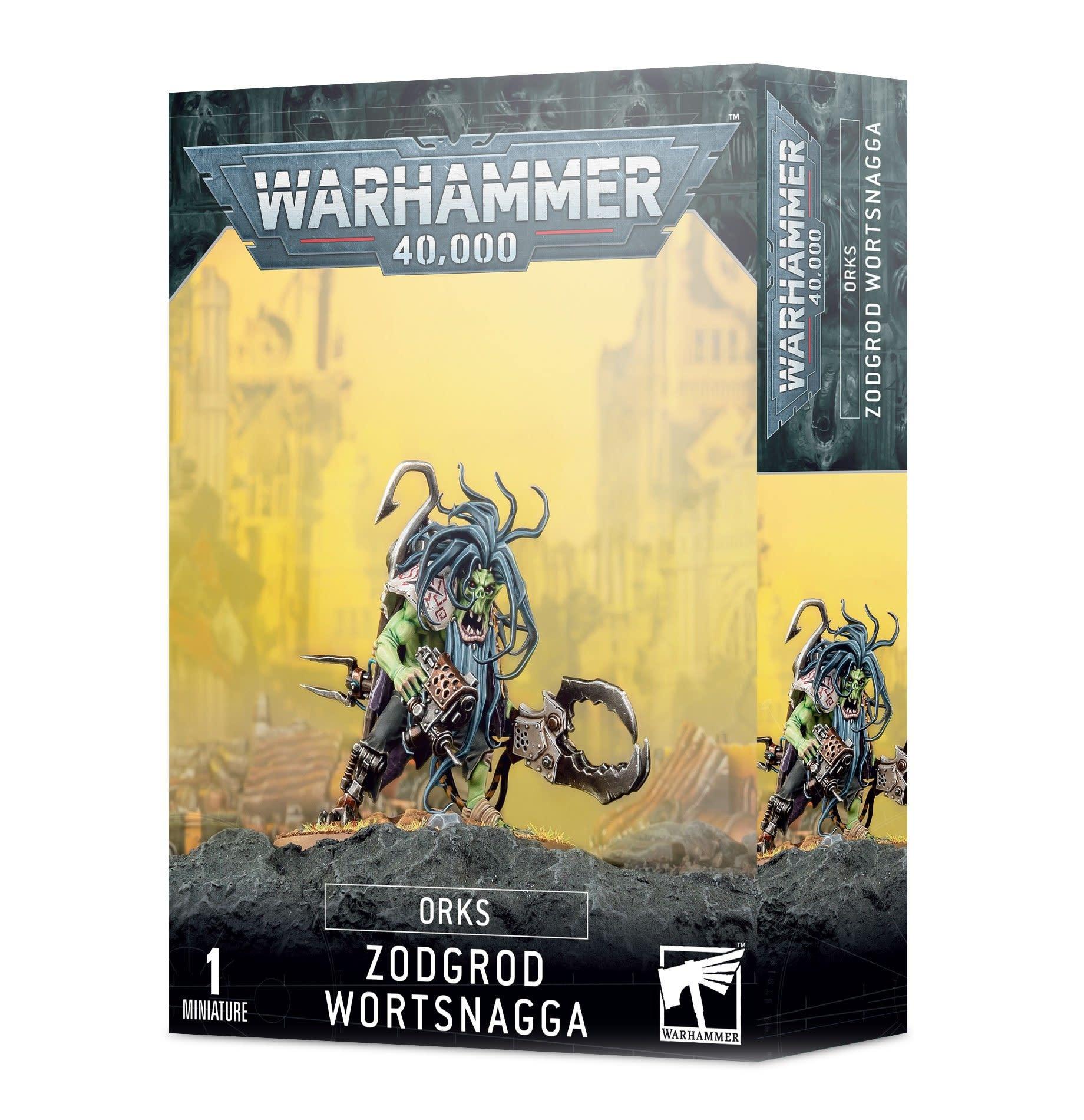 Games-Workshop Zodgrod Wortsnagga
