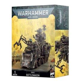 Games-Workshop Ork Battlewagon