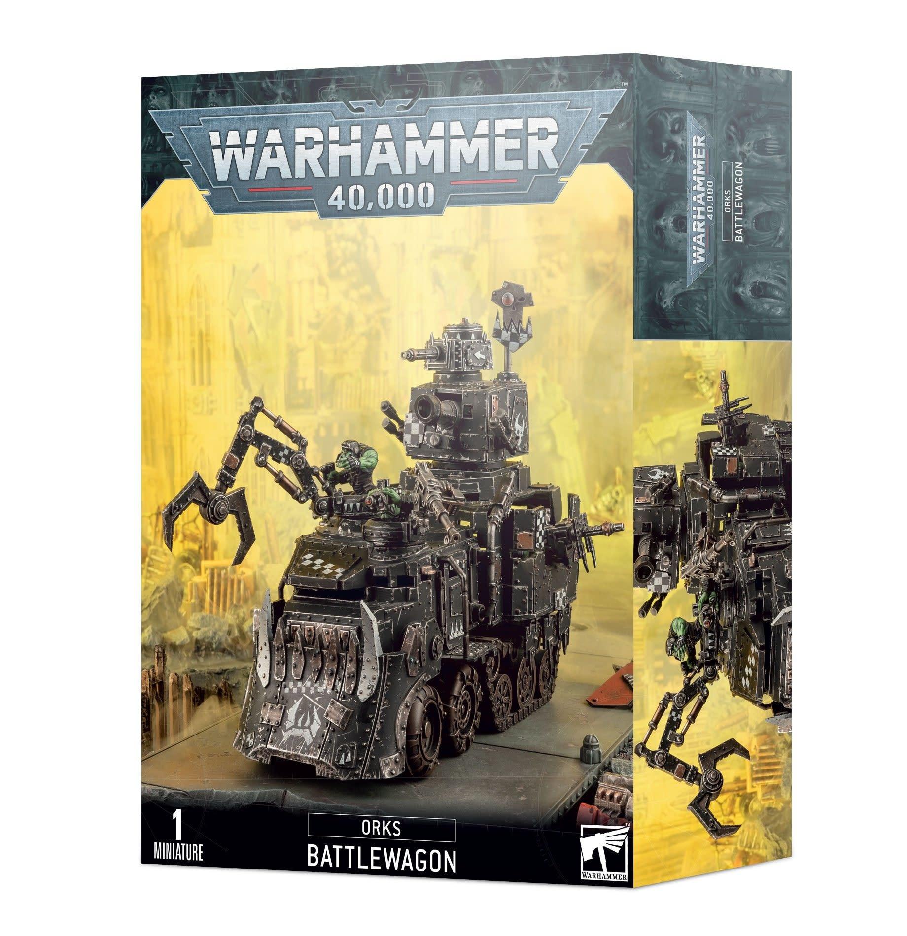 Games-Workshop Battlewagon