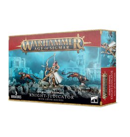 Games-Workshop Knight-Judicator with Gryph-hounds