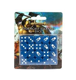 Games-Workshop Stormcast Eternals Dice Set