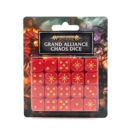 Games-Workshop Grand Alliance Chaos Dice Set