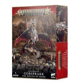 Games-Workshop Gobsprakk, The Mouth of Mork