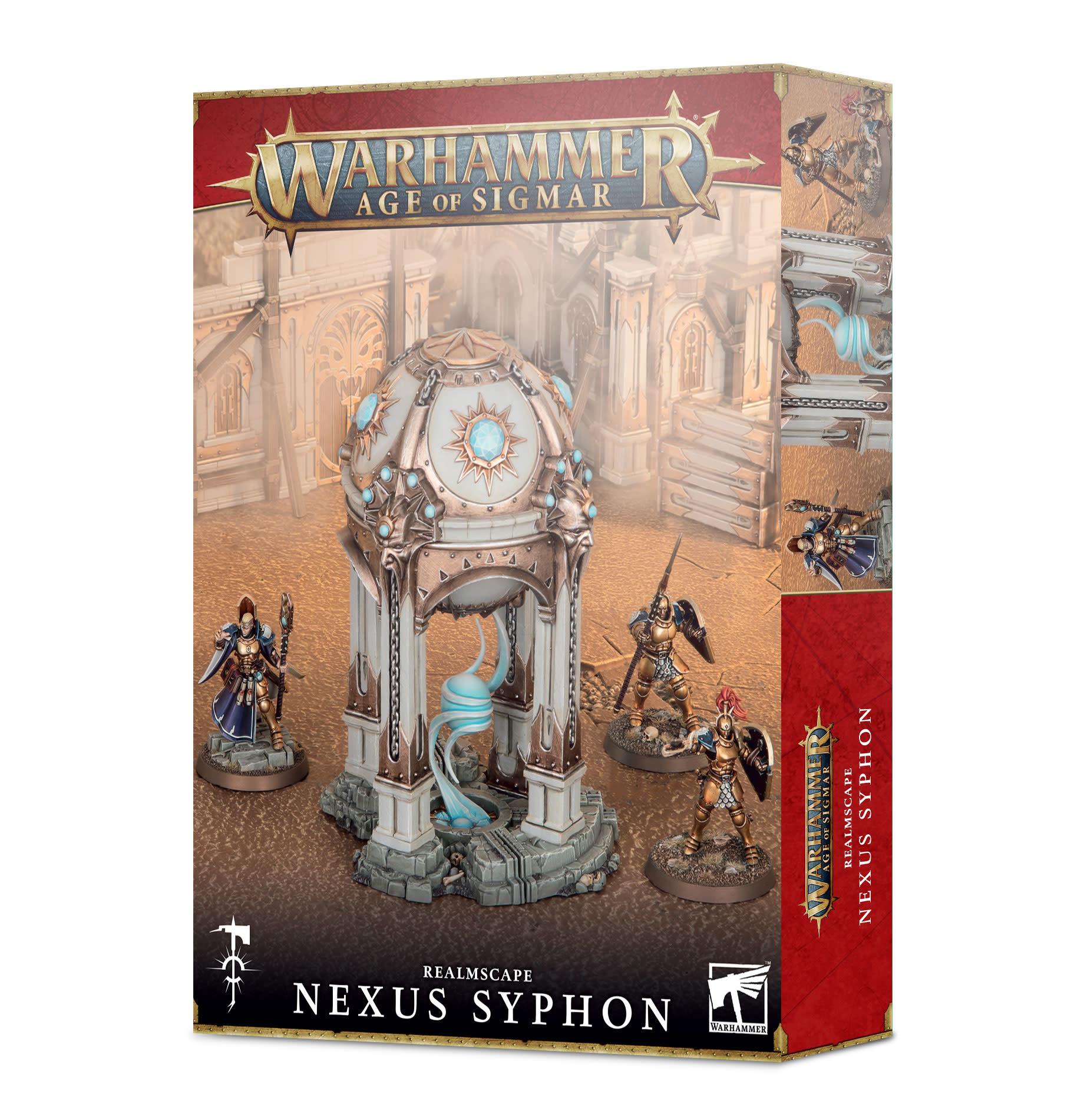 Games-Workshop Nexus Syphon