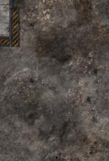 "Frontline-Gaming FLG Mats: Battleground 44"" x 60"""