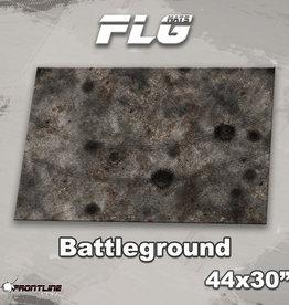 "Frontline-Gaming FLG Mats: Battleground 44"" x 30"""