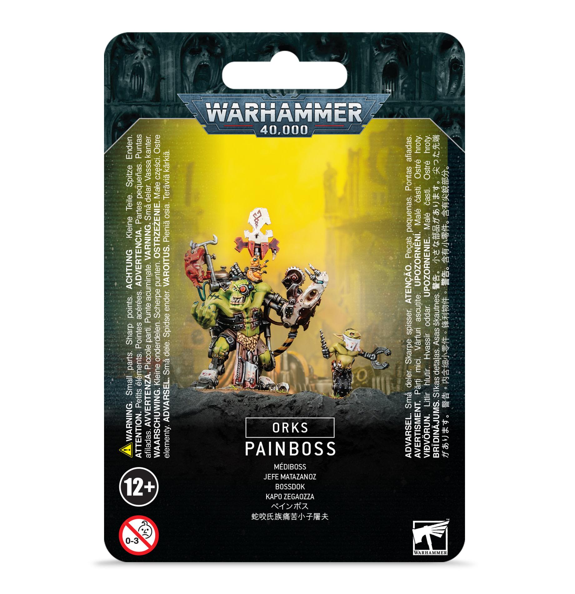 Games-Workshop Orks: Painboss